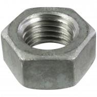 50 Sechskantmuttern M24 - SW36 - Stahl 8.0 feuerverzinkt - DIN 934