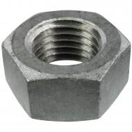 25 Sechskantmuttern M30 - SW46 - Stahl 8.0 feuerverzinkt - DIN 934