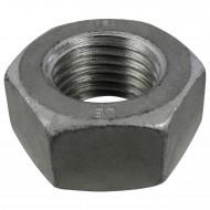 1 Sechskantmutter M48 - SW75 - Stahl 8.0 feuerverzinkt - DIN 934