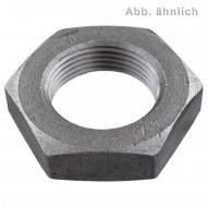 1 Sechskantmuttern DIN 936 niedrige Form Festigkeit 14 Feingewinde M36 x 2mm