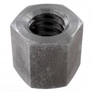 1 Sechskantmutter TR30 - Trapezgewinde - hohe Form - SW46 - Stahl