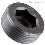 50 Verschlussschrauben DIN 906 kegeliges Feingewinde M16 x 1,5 mm
