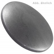 50 Verschlussscheiben 42 mm - DIN 470 - blank