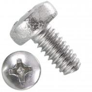 1000 Linsenschrauben M2 x 4 mm - DIN 7985 - PH - Edelstahl A4