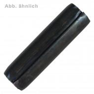 500 Spiral-Spannstifte 5 x 30mm - DIN 7343 - Federstahl