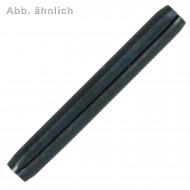 500 Spiral-Spannstifte 5 x 28mm - DIN 7344 - Federstahl