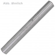 10 Zylinderstifte DIN 7 - ISO 2338 Toleranzfeld m6 Edelstahl A1 10 x 18mm