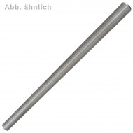100 Kegelstifte DIN 1 Form B - ISO 2339 Stahl 6 x 20mm