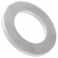 40 Unterlegscheiben DIN 125 Form A - für M20 - Aussen-Ø=37mm - verzinkt