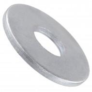 100 Unterlegscheiben DIN 9021 - für M12 - Aussen-Ø = 37 mm - galvanisch verzinkt