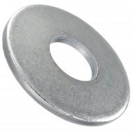 100 Unterlegscheiben DIN 9021 - für M20 - Aussen-Ø = 60 mm - galvanisch verzinkt