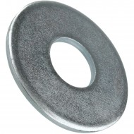 50 Unterlegscheiben DIN 9021 - für M26 - Aussen-Ø = 72 mm - galvanisch verzinkt