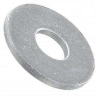 1000 Unterlegscheiben DIN 9021 für M3 - Aussen-Ø = 9 mm - galvanisch verzinkt