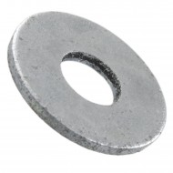 1000 Unterlegscheiben DIN 9021 für M4 - Aussen-Ø = 12 mm - galvanisch verzinkt