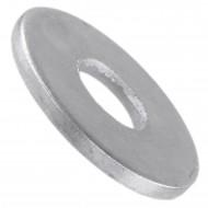 1000 Unterlegscheiben DIN 9021 - für M6 - Aussen-Ø = 18 mm - galvanisch verzinkt