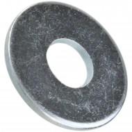 130 Unterlegscheiben DIN 9021 - für M8 - Aussen-Ø = 24 mm - galvanisch verzinkt