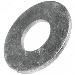 200 Stück Kotflügelscheiben galv.verzinkt für M10, 10,5 x 25 mm, Dicke 1,5 mm