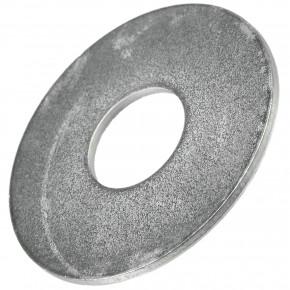 200 Stück Kotflügelscheiben galv.verzinkt für M10, 10,5 x 30 mm, Dicke 1,5 mm