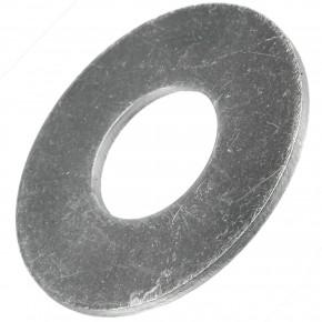 200 Stück Kotflügelscheiben galv.verzinkt für M12, 12,5 x 30 mm, Dicke 1,5 mm