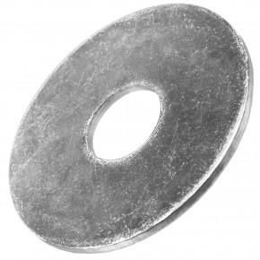 200 Stück Kotflügelscheiben galv.verzinkt für M12, 12,5 x 35 mm, Dicke 1,5 mm
