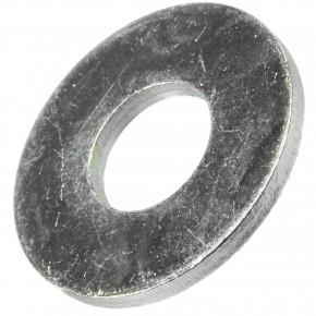 200 Stück Kotflügelscheiben galv.verzinkt für M8, 8,4 x 20 mm, Dicke 1,5 mm