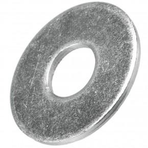 200 Stück Kotflügelscheiben galv.verzinkt für M8, 8,4 x 25 mm, Dicke 1,5 mm