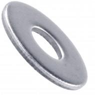 100 Unterlegscheiben DIN 440 Form R - für M6 - Aussen-Ø=22mm - verzinkt
