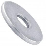 100 Unterlegscheiben DIN 440 Form R - für M8 - Aussen-Ø=28mm - verzinkt
