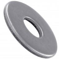 20 Unterlegscheiben DIN 9021 für M12- Aussen-Ø = 37 mm - Edelstahl A2