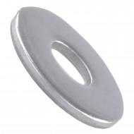 200 Unterlegscheiben DIN 9021 für M5- Aussen-Ø = 15 mm - Edelstahl A2