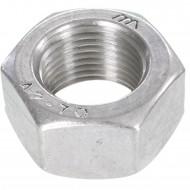 50 Sechskantmuttern Mf16 - SW24 - Feingewinde 1,5mm - Edelstahl A2 - DIN 934