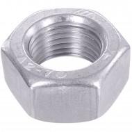 50 Sechskantmuttern M16 - Links-Feingewinde 1,5 - SW24 - Edelstahl A2 - DIN 934