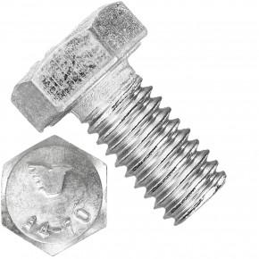 200 Sechskantschrauben M8 x 16 mm - SW 13 - Edelstahl A4 - 70 - DIN 933