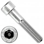 50 Zylinderschrauben M10 x 50mm - Innensechskant - Edelstahl A2 - DIN 912