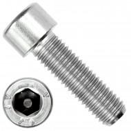 50 Zylinderschrauben M12 x 40mm - Innensechskant - Edelstahl A2 - DIN 912