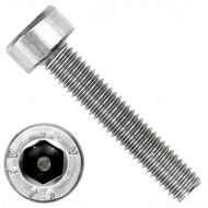 1000 Zylinderschrauben M3 x 16mm - Innensechskant - Edelstahl A2 - DIN 912