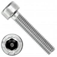 200 Zylinderschrauben M5 x 25mm - Innensechskant - Edelstahl A2 - DIN 912