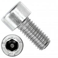 200 Zylinderschrauben M8 x 16mm - Innensechskant - Edelstahl A2 - DIN 912