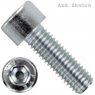 100 Zylinderschrauben DIN 912 - M8 x 70mm - Innensechskant - Edelstahl A2