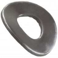 1000 Federscheiben DIN 137 - Edelstahl A1, Form B (gewellt) M 3,5
