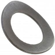 500 Federscheiben DIN 137 - Edelstahl A1, Form A (gewölbt) M 6