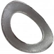 500 Federscheiben DIN 137 - Edelstahl A1, Form A (gewölbt) M 7