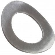500 Federscheiben DIN 137 - Edelstahl A1, Form A (gewölbt) M 8