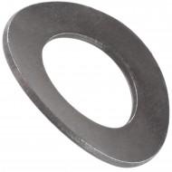 500 Federscheiben DIN 137 - Edelstahl A1, Form B (gewellt) M 12