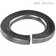 100 Federringe M3 - DIN 128 - Form A - Edelstahl 1.4310