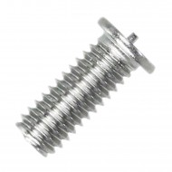 500 Schweißbolzen M4 x 10mm - ISO 13918 - Form PT - Edelstahl A2