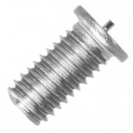 500 Schweißbolzen M5 x 10mm - ISO 13918 - Form PT - Edelstahl A2