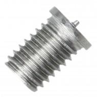 200 Schweißbolzen M8 x 12mm - ISO 13918 - Form PT - Edelstahl A2