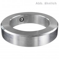 10 Stellringe 10 mm - DIN 705 - Form A - Edelstahl A1