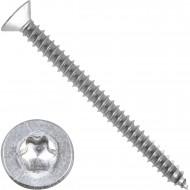 200 Blechschrauben DIN 7982 – 4,2x50mm - Senkkopf – TX20- Edelstahl A2